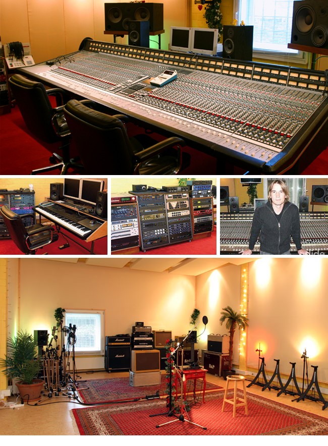 Renaissance Studios Cologne and Audio Engineer Thorsten Rentsch