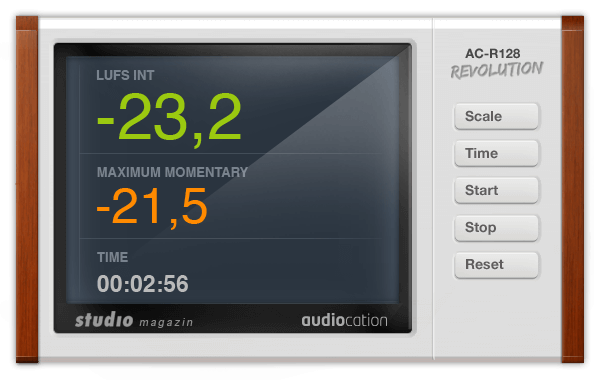 EBU-R128 Loudness vst gratuit